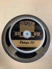 "Celestion Vintage 30 V30 Guitar Speaker 12"" 25th Anniversary 16 ohm"