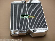 aluminum radiator FOR Suzuki DRZ400 DRZ 400 E DRZ400E DR-Z400E Y K1 2000-2001
