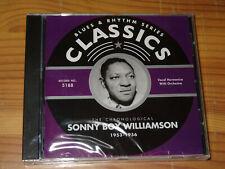 SONNY BOY WILLIAMSON - CLASSICS 1953-1956 / ALBUM-CD 2008 OVP! SEALED!
