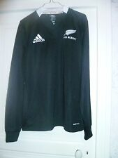 tee shirt noir taille M adidas (all blacks)
