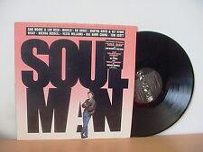 SOUL MAN PROMO Soundtrack LP 1986 (A&M SP 3903) Lou Reed, Sly Stone Audiophile