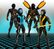 Tron Legacy - Deluxe 8 inch Action Figure - Clu