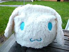 Animal Plush Hat Blue Eyes White Doggy Cap Beanie Warm Dog Puppy Cosplay Costume