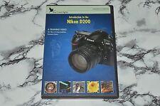 Blue Crane Digital - Introduction To The Nikon D200 (DVD, 2006)