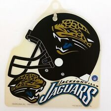NFL Jacksonville Jaguars Suction Cup Window Sign, NEW