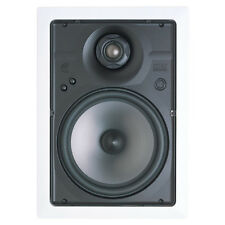NILES HD8.3 2-WAY HD HIGH DEFINITION IN-WALL SPEAKERS (PAIR) New in Box