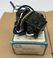 TR-120 Enercon Data  RCSS Transformer Relay 20 Amp 120 VAC