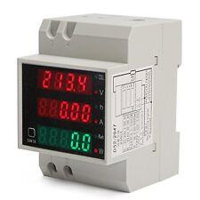 Strumento Multifunzione: wattmetro, amperometro, voltmetro, cosfimetro ecc.