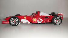 Ferrari f2004 1/18 Hot Wheels Usata
