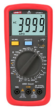 H● UNI-T UT39C+ Digital Multimeter ,Resistance/Capacitance,hFE