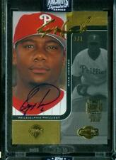 1/1 Ryan Howard 2020 Topps Archives Signature Retired 2006 Topps Auto Autograph