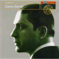 CARLOS GARDEL - BEST OF CARLOS GARDEL  CD 20 TRACKS TANGO/FOLK COMPILATION NEU