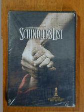 Schindler'S List 1993 Dvd 2004 New Sealed Spielberg Oscar Winning Best Picture