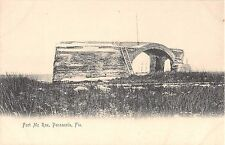 c.1905 Fort Mc Rae Pensacola FL post card