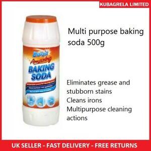 BAKING SODA SODIUM BICARBONATE BICARB - Cleaning Multipurpose non scratch 500g