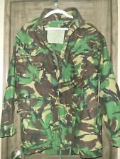New listing Great Britain Camo Army Jacket Size L
