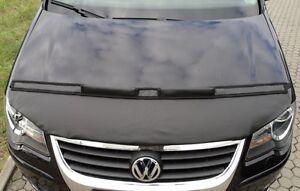 Steinschlagschutz Motorhaubenschutz schwarz Bra Haubenbra VW Sharan von 00-03