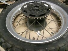 KAWASAKI KLR600 REAR WHEEL