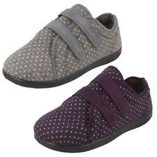 Ladies Padders Slipper Shoes 'Duo'