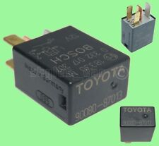 90080-87013 Toyota & Lexus (95-10) Multi-Use 4-Pin Black Relay Bosch 0332017307