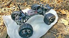 ROLLER 2075 Servo Battery/Charger Tires/Wheels 1/10 Stampede VXL Traxxas 2WD TRX