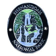 Shenandoah National Park Walking Hiking Stick Medallion - Virginia
