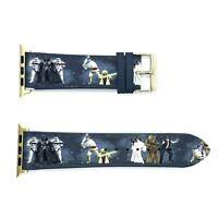 Star Wars Apple Watch Band 38 40 42 44 mm Series 5 1 2 3 4 Wrist Strap 1 r