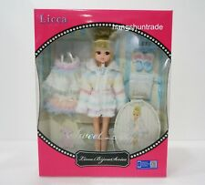 Takara Tomy Japan Licca Doll Bijou Series Sweet Talk La97169