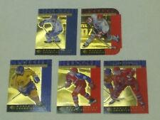 1995 SP WORLD JUNIOR CHAMPIONSHIP LOT 5  CANADA - RUSSIA  ++ VGC L@@K!