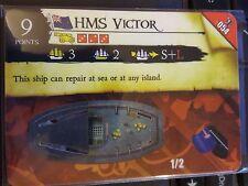 Wizkids Pirates of the Caribbean #054 HMS Victor Pocketmodel CSG