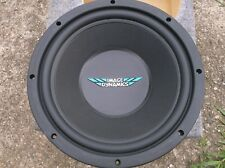 "OLD SCHOOL IMAGE DYNAMICS IDQ-12 SUB!!   12"" SUBWOOFER!!   RARE USA MADE!!  NICE"