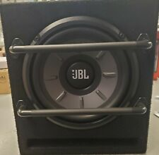 """JBL STAGE 800BA Ported Powered Subwoofer with 8"""" Sub and 100-Watt Amp"""