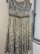 Rachel Gilbert Sequin Dress Size 1