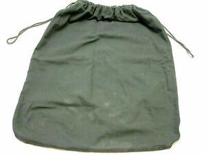 USGI MILITARY LAUNDRY BAG ARMY SURPLUS BARRACKS BAGS STUFF SACK GREEN DRAWSTRING