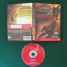 (Film DVD) LE COLLINE HANNO GLI OCCHI 2 UNRATED (2007) Sped GRATIS !!!