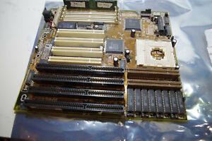 Gigabyte GA486IM rev 2A Socket 3 486  motherboard mainboard VLB PCI ISA