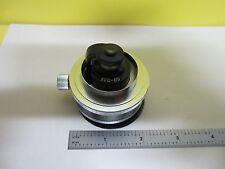 Microscope Part Nikon Japan Condenser Optics As Is Bint8 10