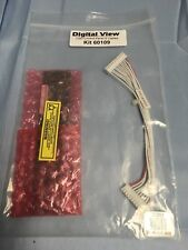 New Digital View Kit 60109 Osd On Screen Display for Tft Panels w/ Cable