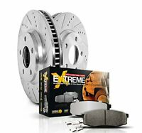Power Stop K3097-36 Z36 Extreme Severe-Duty Truck and Tow Brake Kit - Front