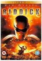 The Chronicles Of Riddick (2 Disc Directors Cut) [DVD], , Very Good, DVD