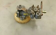 Oil pump with gear 1996 ski doo skidoo formula III 3 Rotax 600 triple 700 mach z