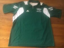 Adidas Climacool Wake Forest Football Mens Polo Size Xl B05-15