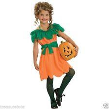 Girls Plus Size 10.5 - 12.5 * Pumpkin Princess * Costume Nwt / Nip