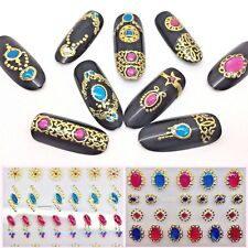Buy Cracked Stickers Nail Art Supplies Ebay