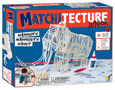 Matchitecture Junior 6802 - Mammoth Matchstick Model Kit - Tracked 48 Post
