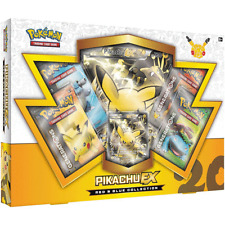 Pokemon - Red & Blue Collection - Pikachu-EX Inc 4 Generations Boosters + more