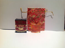 OPIUM BY YVES SAINT LAURENT MINI SPLASH EDT  0.26OZ/7.5ML  IN BOX RARE