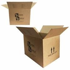 """House Moving Removal Cardboard Box 18 x 13 x 13"""" (457 x 330 x 330mm) Pack of 15"""
