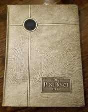 1931 Louisiana College  Yearbook. The Pine Knot
