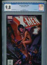 Uncanny X-Men #451 (2004) CGC 9.8 WHITE pages X-23